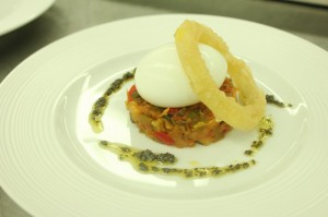 ラタトゥイユ(南フランスの料理)