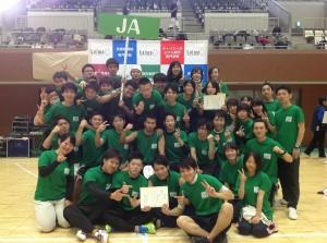 優勝:和食・日本料理上級科1年次