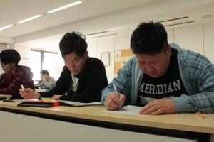 座学で知識を習得!!