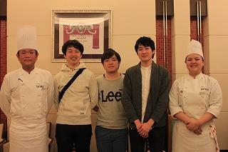 2015年度卒業生(中川先生クラス)