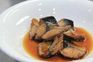 鯖の生姜焼き