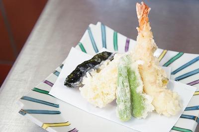 天ぷら-和食・日本料理上級科