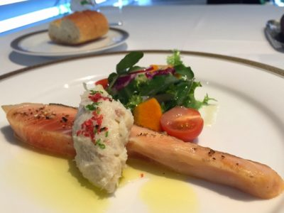 フランス料理のオードブル