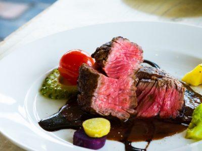 フレンチな肉料理