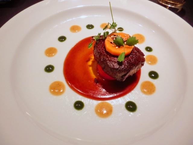 フランスの肉料理