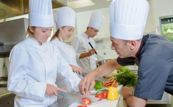調理師の給料の相場
