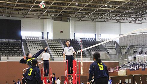 京都府専修学校 各種学校体育祭