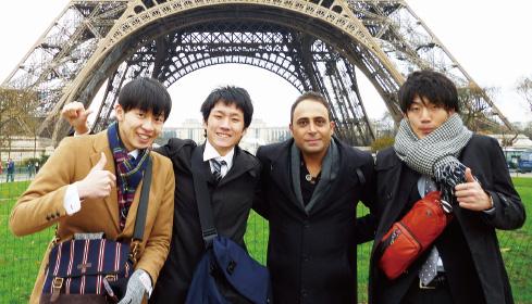 ヨーロッパ研修旅行