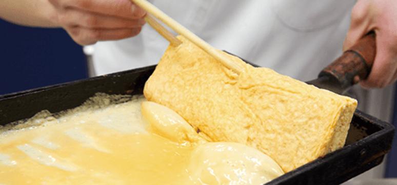 日本料理基本技術・調理実習