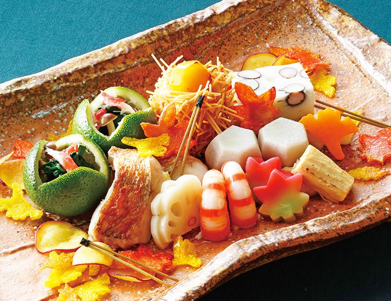 日本料理基本技術実習