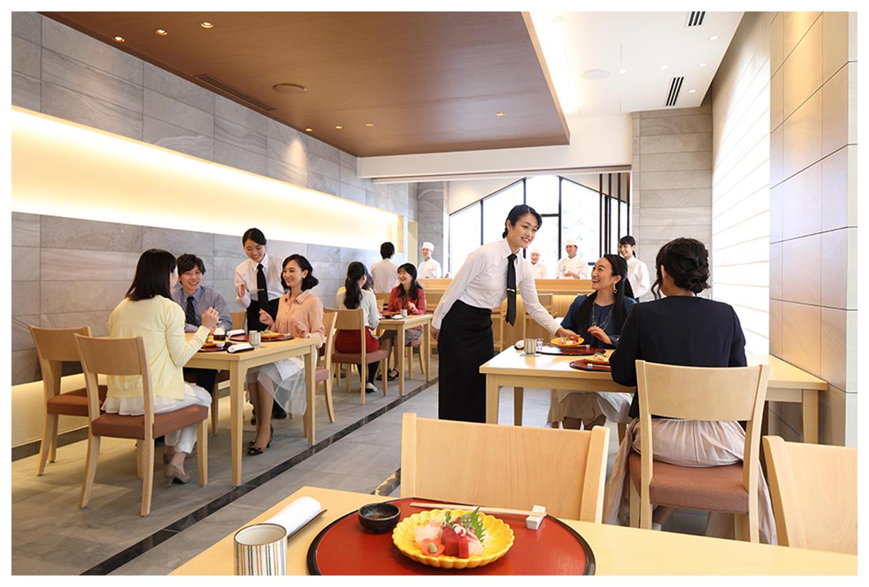 京味鶴 藤 レストラン