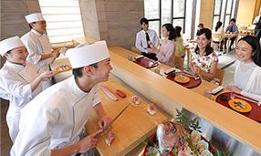 プロフェッショナルセミナー・レストランマネジメント実習