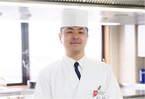 宗川 裕志先生