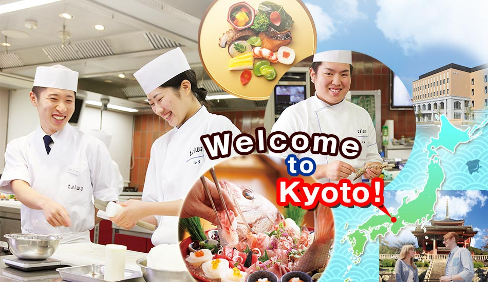 Welcome to Japan, Kyoto!