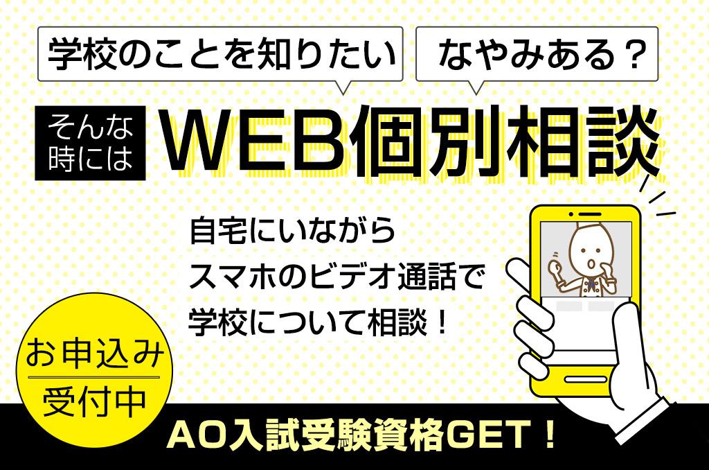 WEB個別相談
