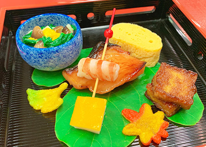 京都調理のオープンキャンパス